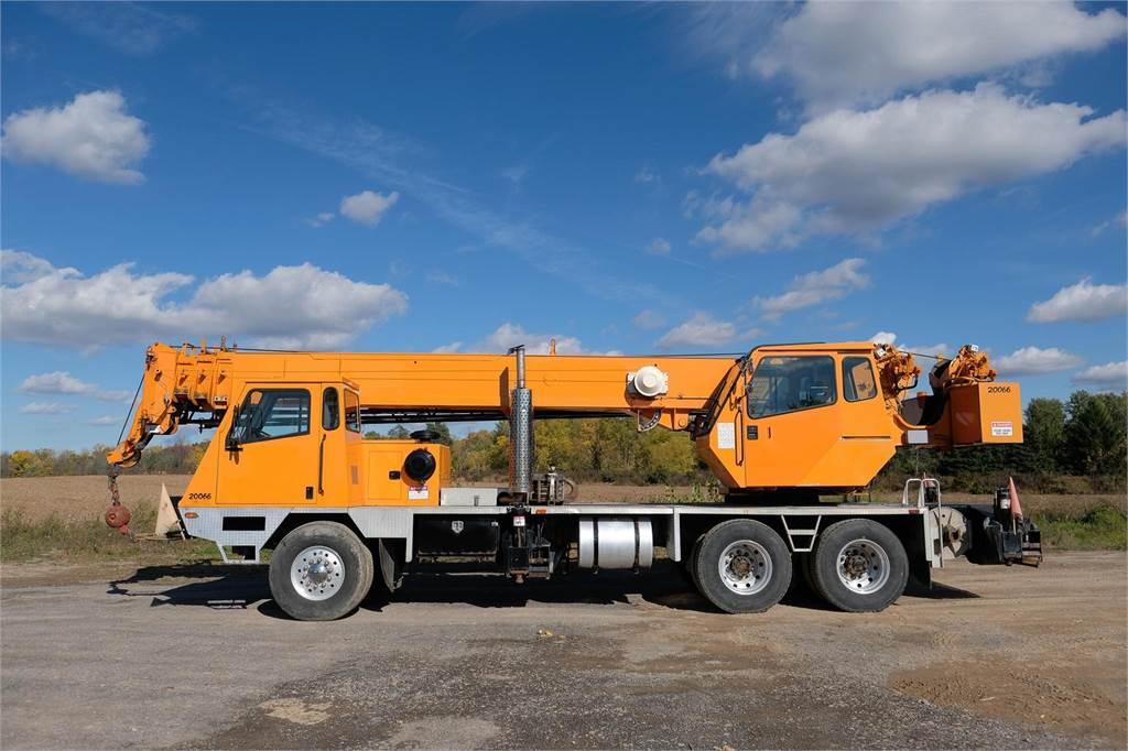 Terex T335, All Terrain Cranes and Hydraulic Truck Cranes, Construction Equipment