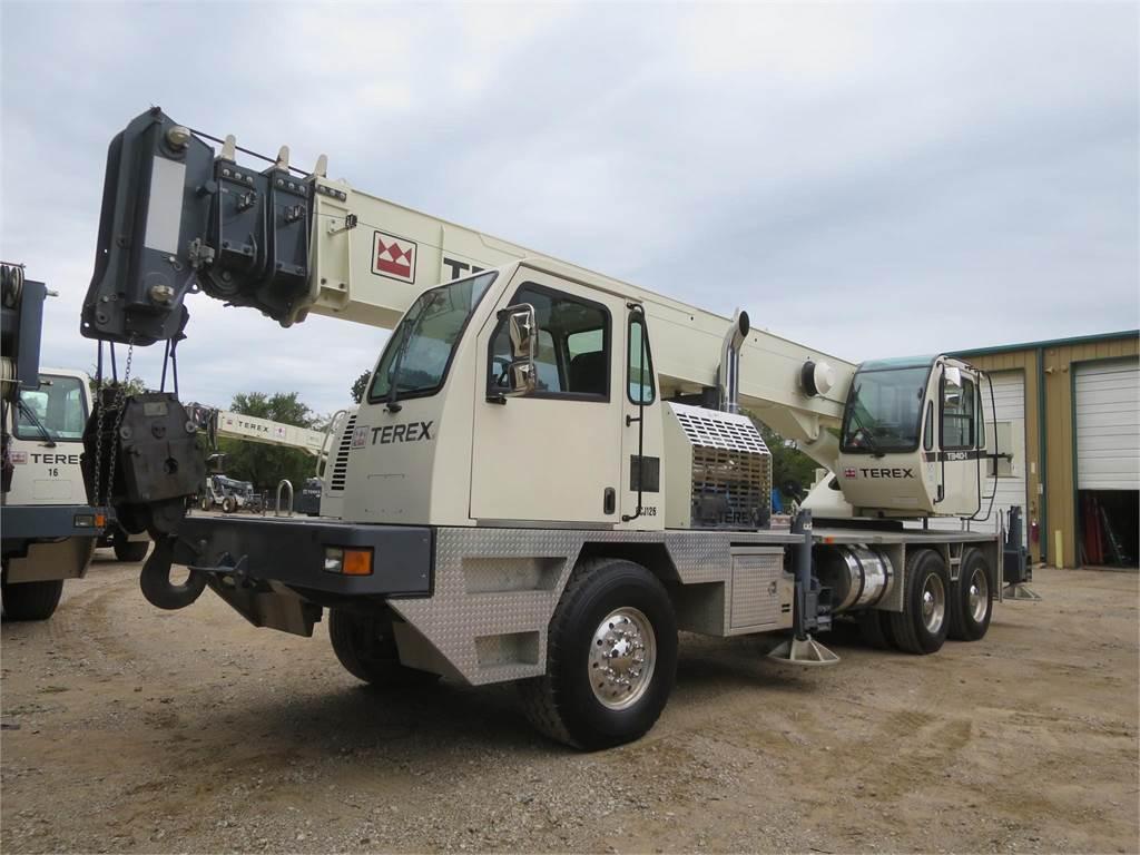 Terex T340-1, Boom Trucks, Trucks and Trailers
