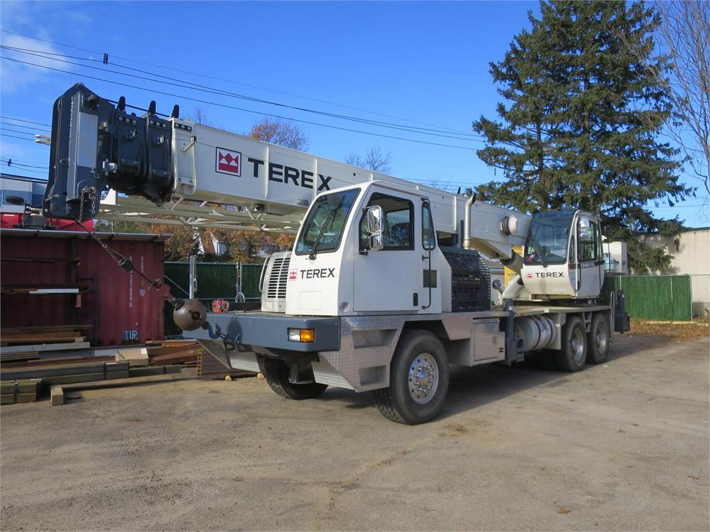 Terex T340-1XL, Boom Trucks, Trucks and Trailers