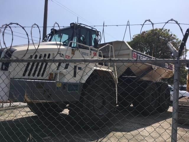 Terex TA400, Articulated Dump Trucks (ADTs), Construction Equipment