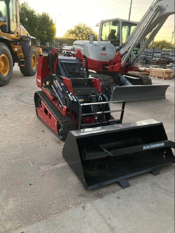 Toro DINGO TX1000W, Skid Steer Loaders, Construction Equipment