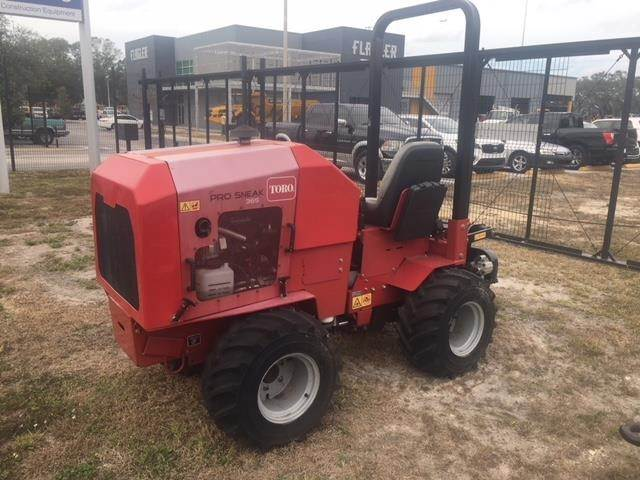 Toro PRO SNEAK 365, Trenchers, Construction Equipment