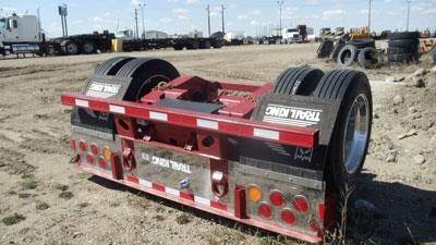 Trail King TKFA1, Other Trailers, Trucks and Trailers