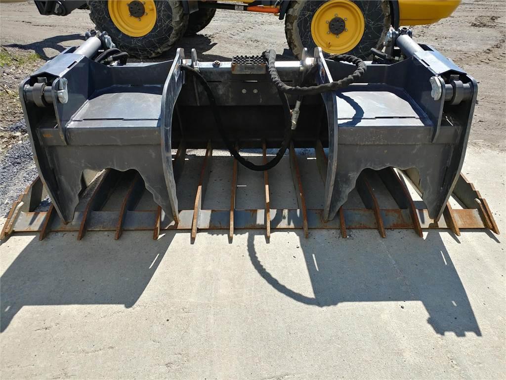 Volvo, Grapples, Construction Equipment