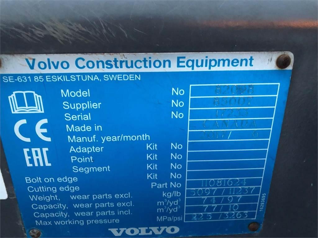 Volvo 501581, Buckets, Construction Equipment