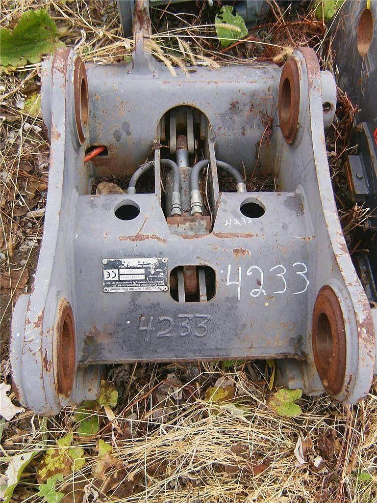 Volvo 8277380, Quick Connectors, Construction Equipment