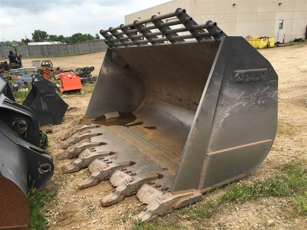 Volvo 82894, Buckets, Construction Equipment
