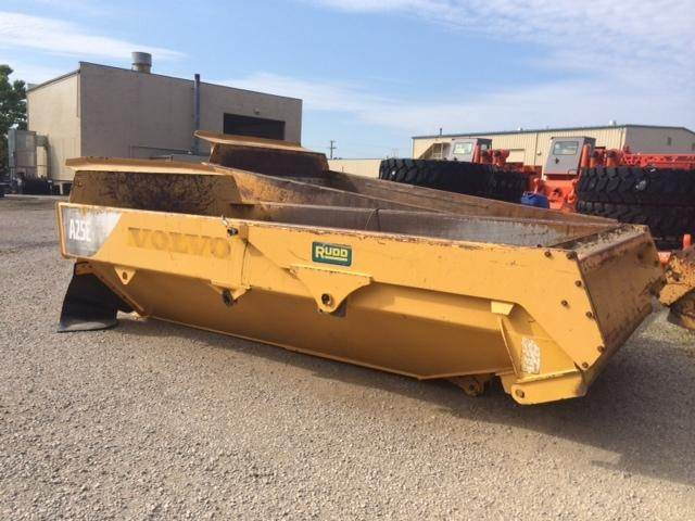 Volvo A25E, Other, Construction Equipment