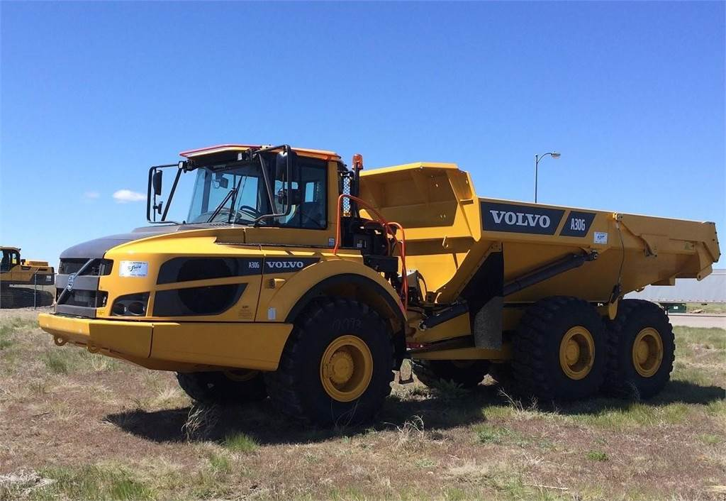 Volvo CE Americas Used Equipment