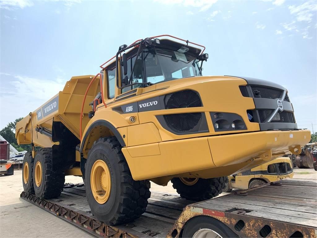 Volvo A30G, Articulated Trucks, Construction Equipment