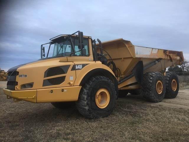 Volvo A40F, Water Trucks, Construction Equipment