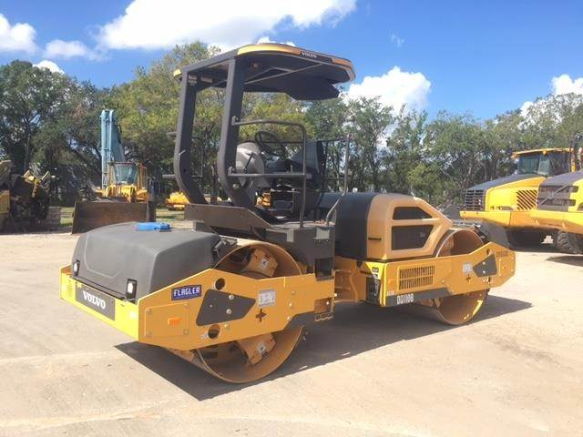 Volvo DD110B, Single drum rollers, Construction Equipment