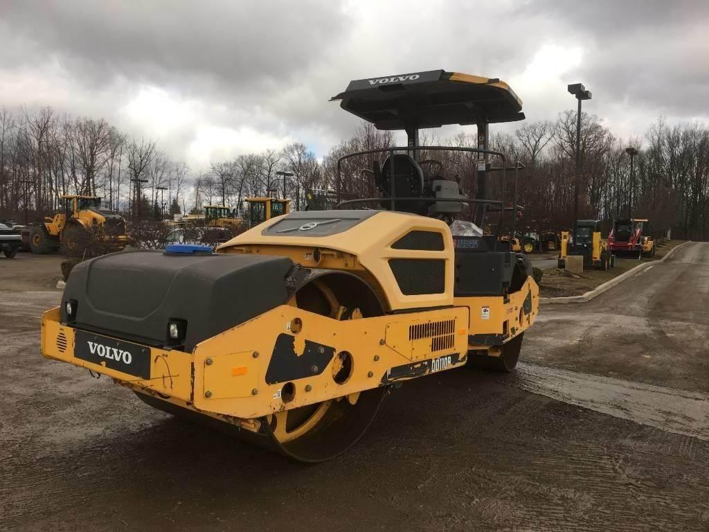 Volvo DD110B, Asphalt Compactors, Construction Equipment
