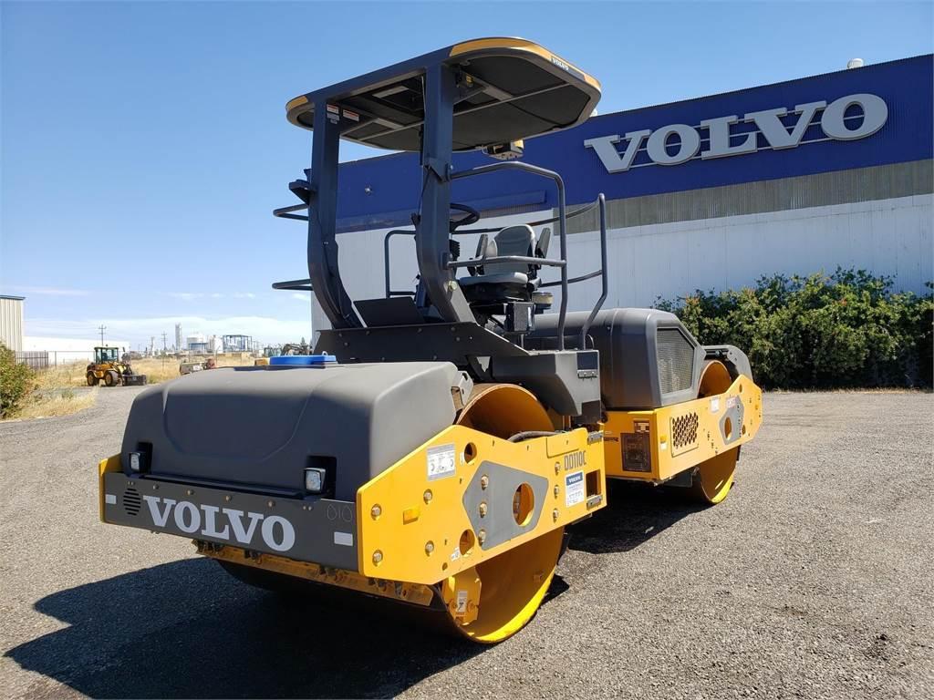 Volvo DD110C, Asphalt Compactors, Construction Equipment