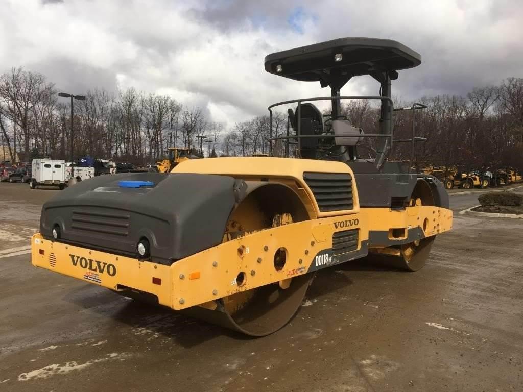 Volvo DD118HF, Asphalt Compactors, Construction Equipment
