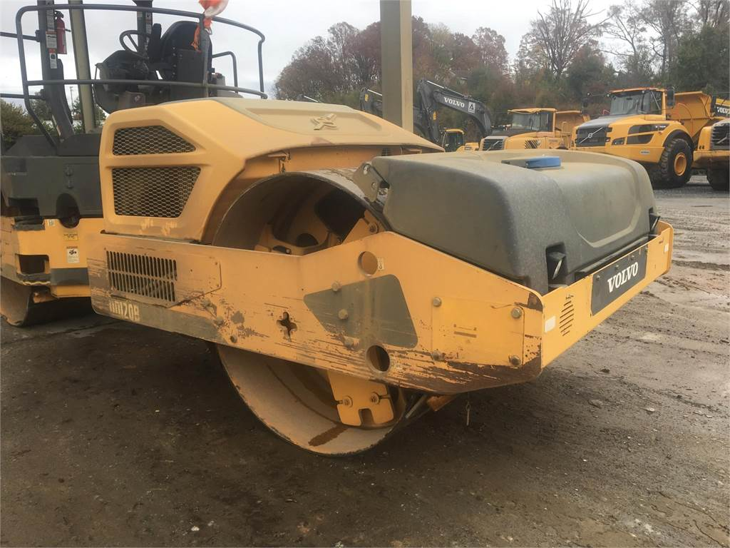 Volvo DD120B, Asphalt Compactors, Construction Equipment