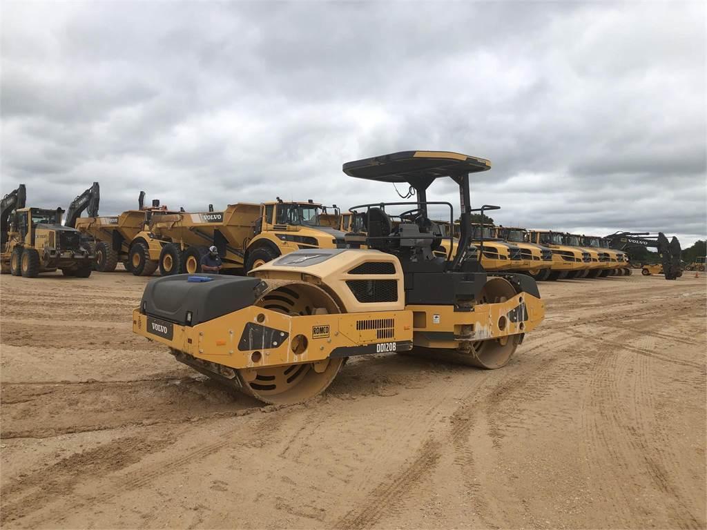 Volvo DD120B, Asphalt Compactors, Construction Equipment