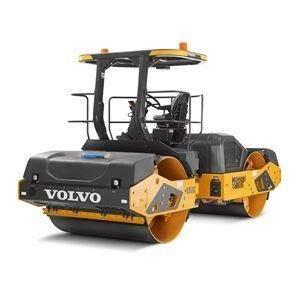 Volvo DD120C, Asphalt Compactors, Construction Equipment