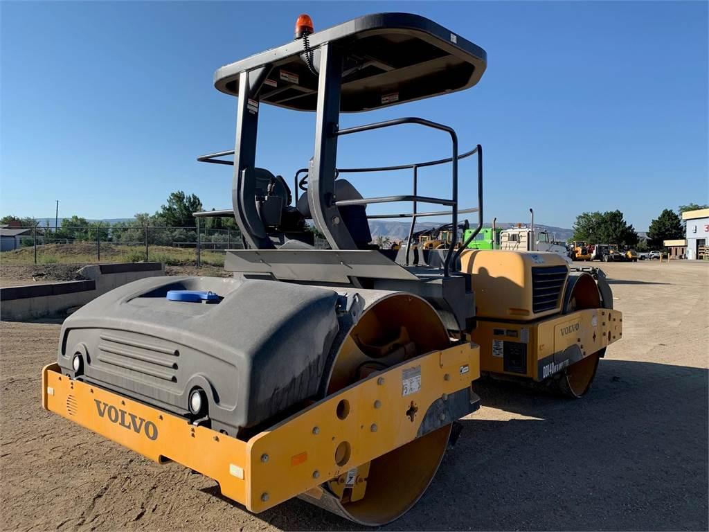 Volvo DD140, Asphalt Compactors, Construction Equipment