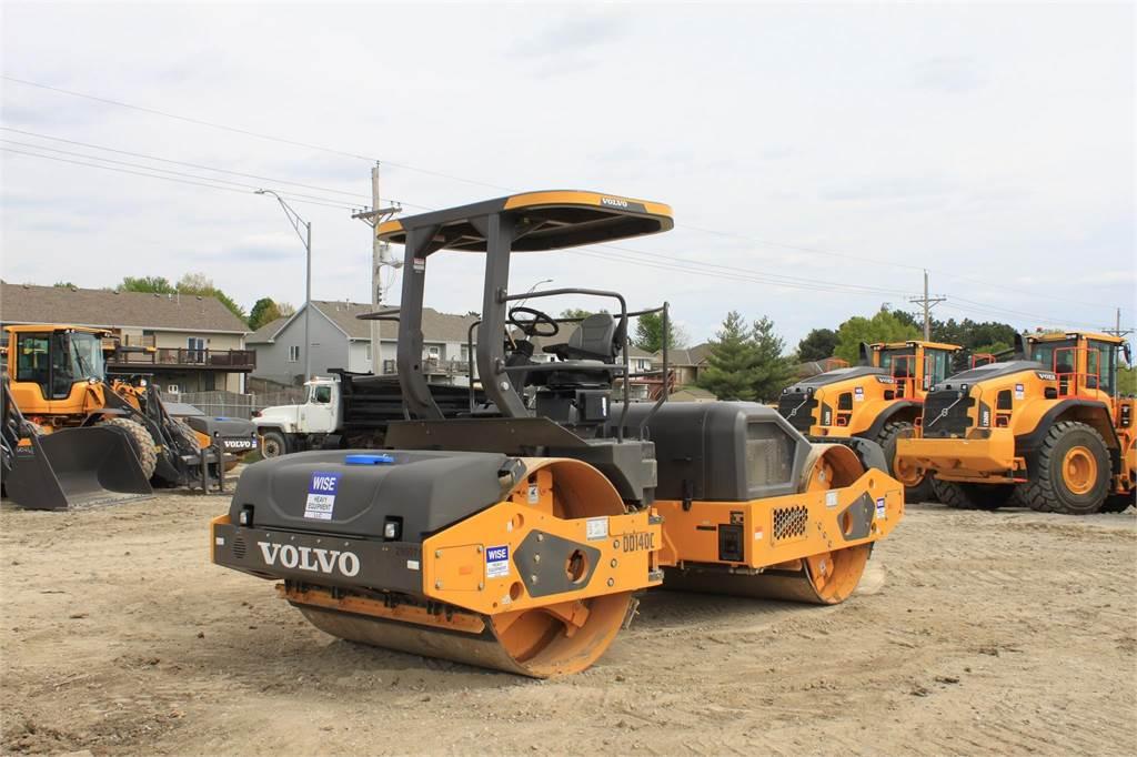 Volvo DD140C, Asphalt Compactors, Construction Equipment