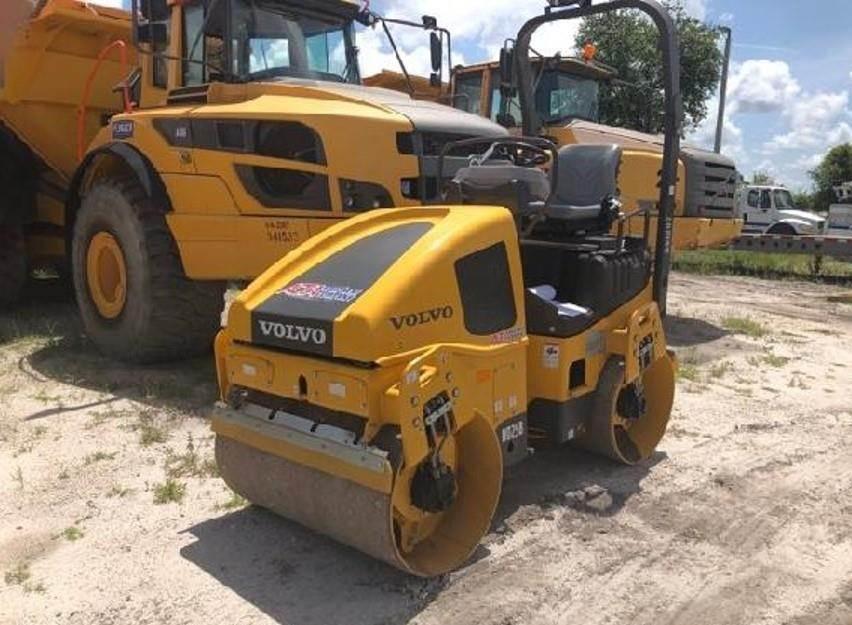 Volvo DD25B, Asphalt Compactors, Construction Equipment