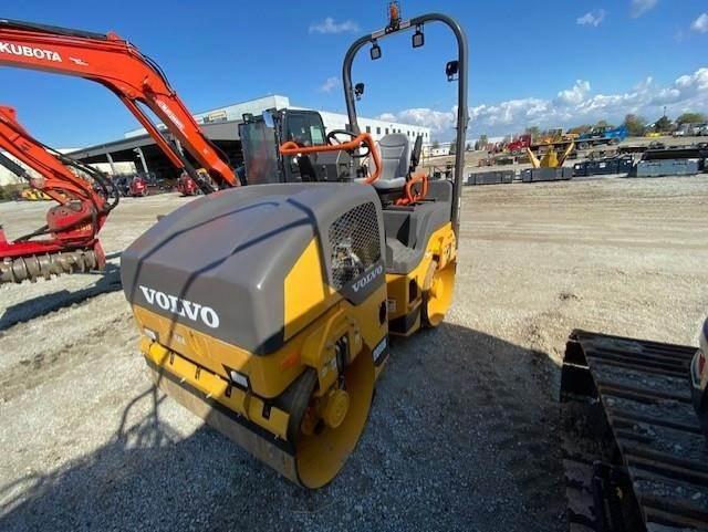 Volvo DD30B, Asphalt Compactors, Construction Equipment