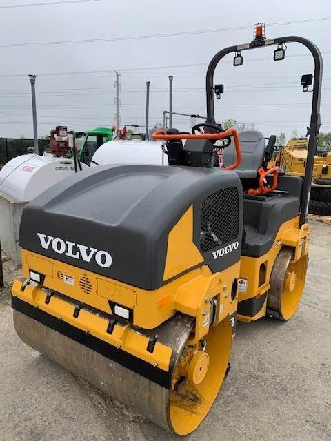 Volvo DD35B, Asphalt Compactors, Construction Equipment