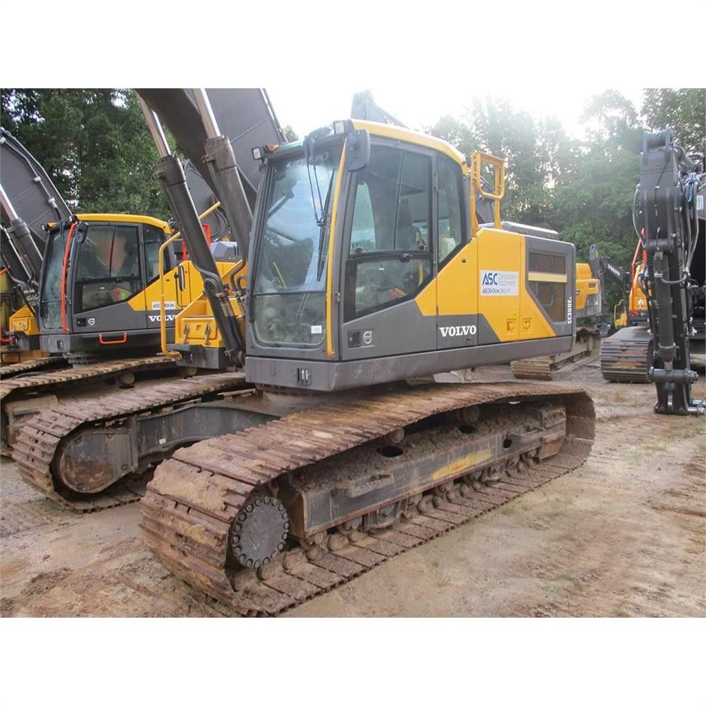 Volvo EC300EL - Crawler Excavators - Construction Equipment