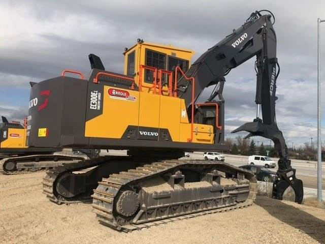 Volvo EC300EL, Knuckleboom loaders, Forestry Equipment