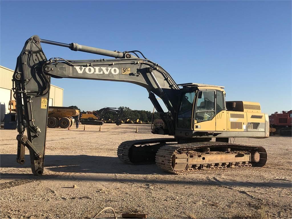Volvo EC380D, Crawler Excavators, Construction Equipment