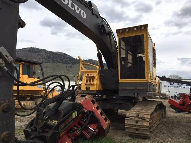 Volvo FC2421C, Harvesters, Forestry Equipment