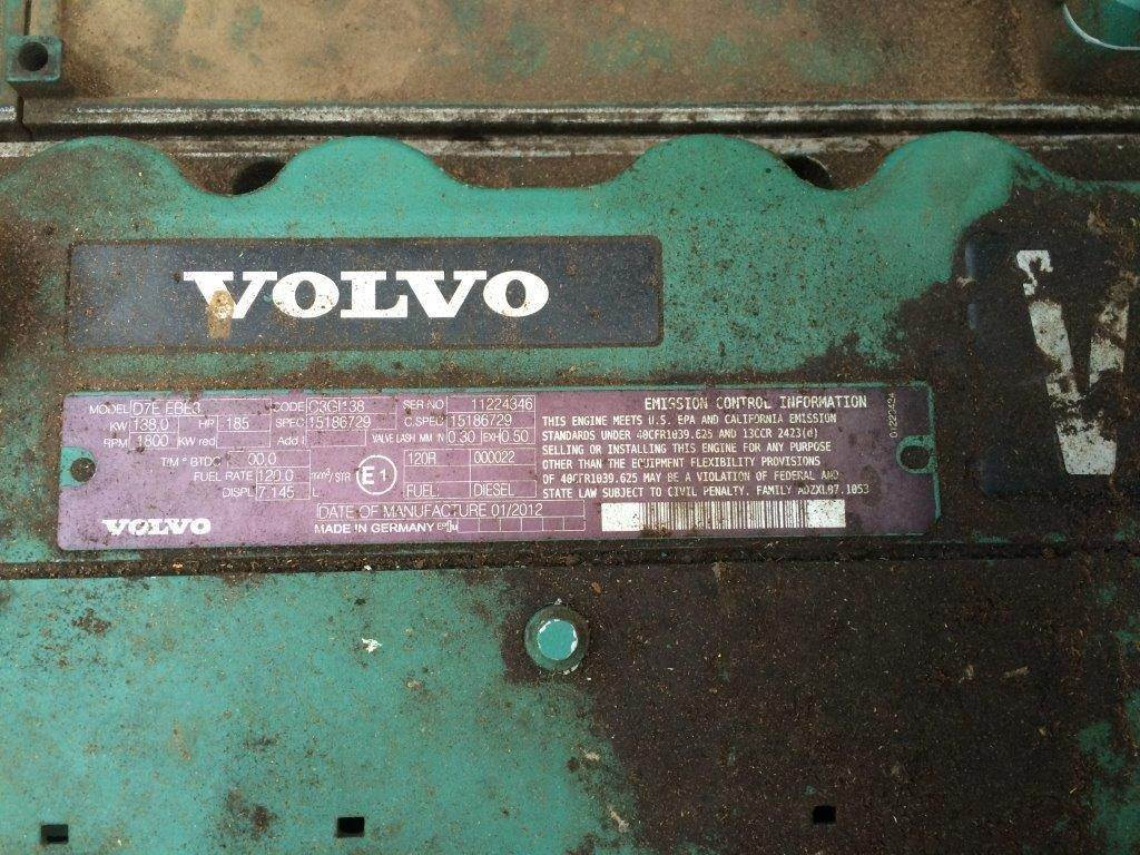 Volvo FC2924C, Other, Construction Equipment