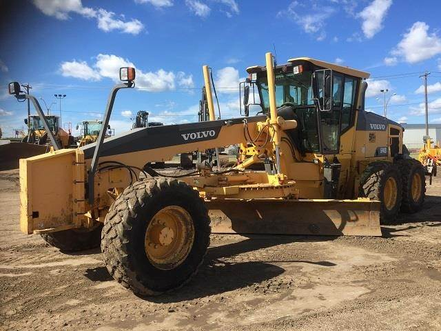 Volvo G940B, Motor Graders, Construction Equipment