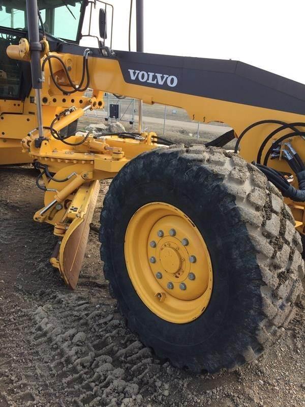 Volvo G946, Motor Graders, Construction Equipment