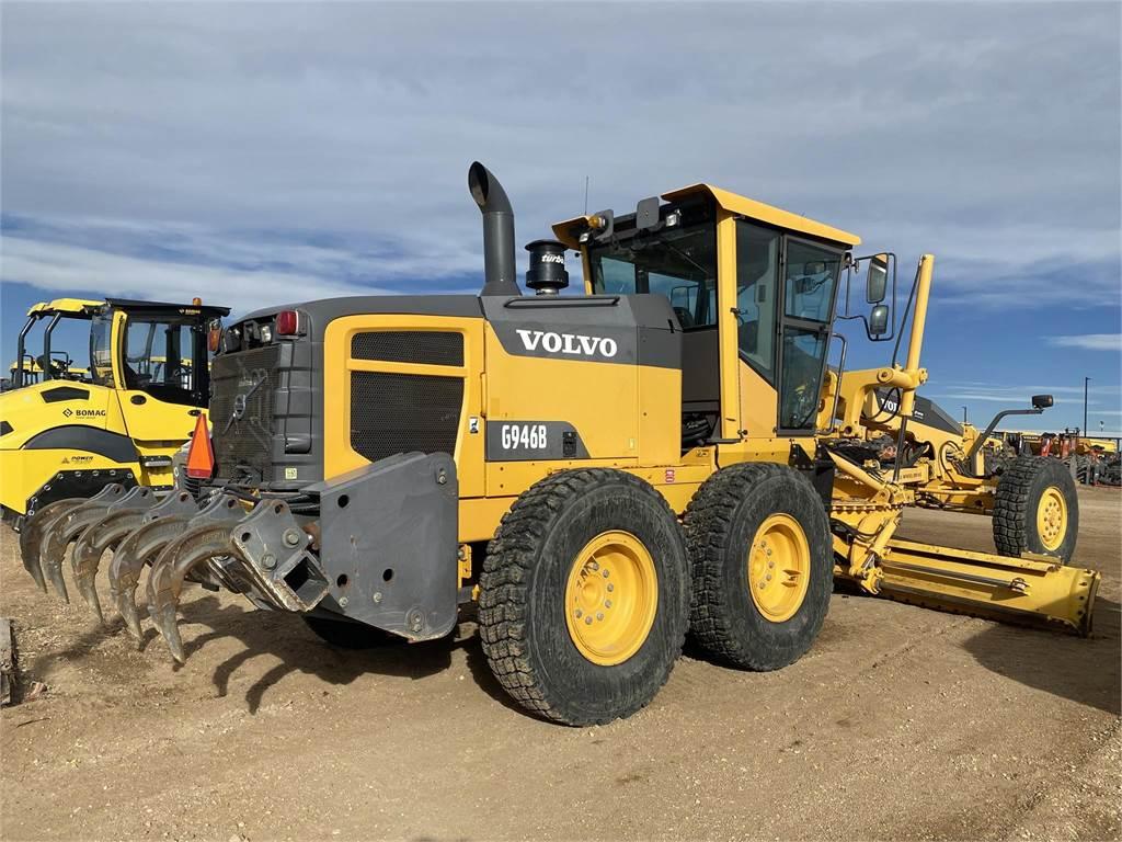 Volvo G946B, Motor Graders, Construction Equipment