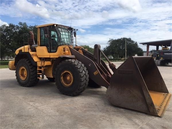 Volvo L120G, Wheel Loaders, Construction Equipment
