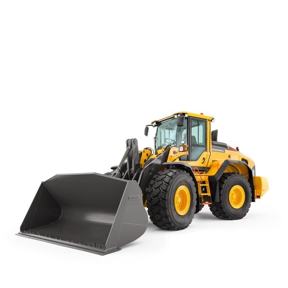 Volvo L120H, Wheel Loaders, Construction Equipment