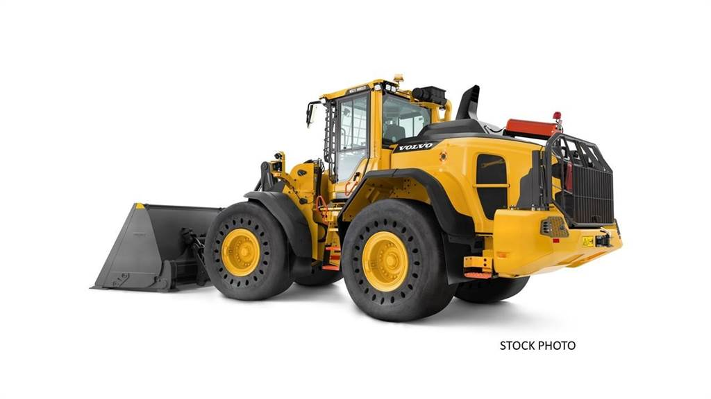 Volvo L120H, Wheel Loaders, Construction Equipment