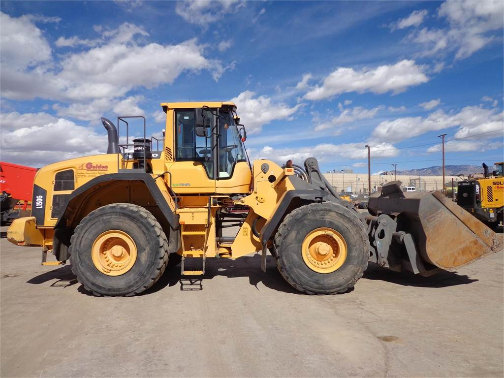 Volvo L150G, Wheel Loaders, Construction Equipment