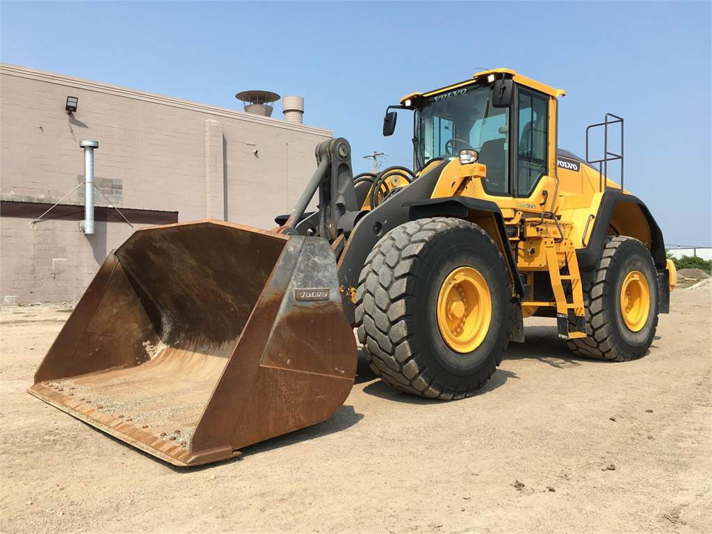 Volvo CE Americas Used Equipment