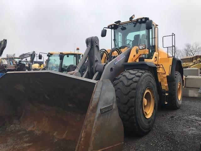 Volvo L180H, Wheel Loaders, Construction Equipment