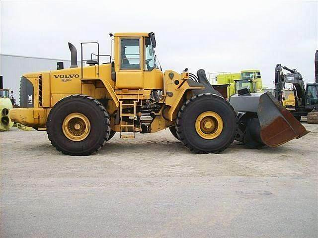power company lf equipment product wlo image w wheel volvo loader