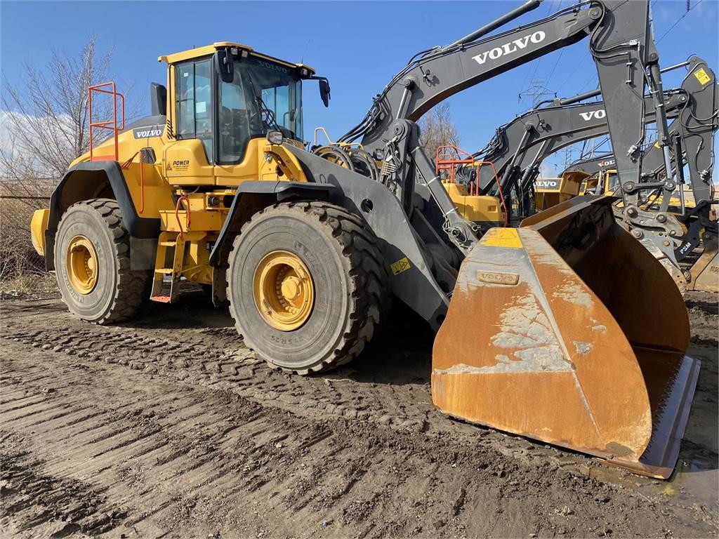 Volvo L220H, Wheel Loaders, Construction Equipment