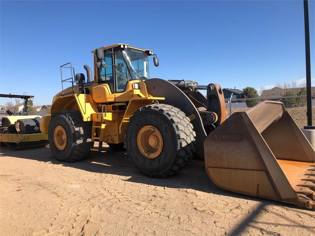 Volvo L250G, Wheel Loaders, Construction Equipment