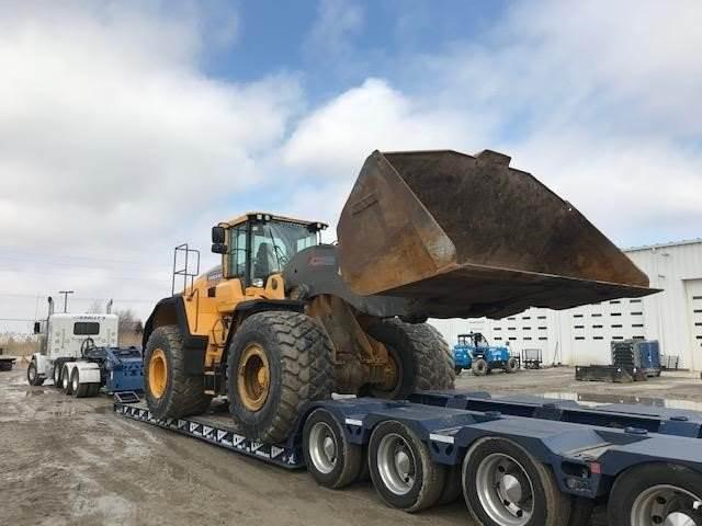 Volvo L250H, Wheel Loaders, Construction Equipment