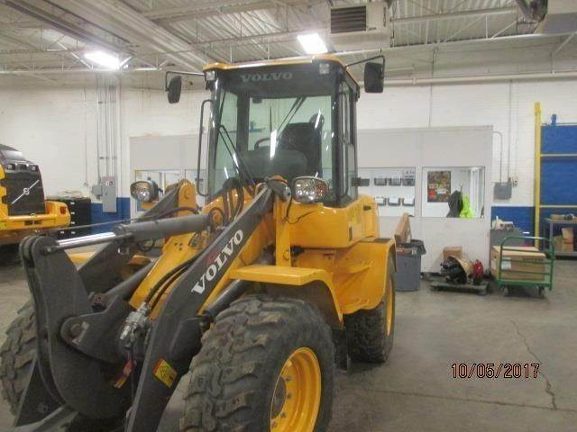 Volvo L30GS, Wheel Loaders, Construction Equipment