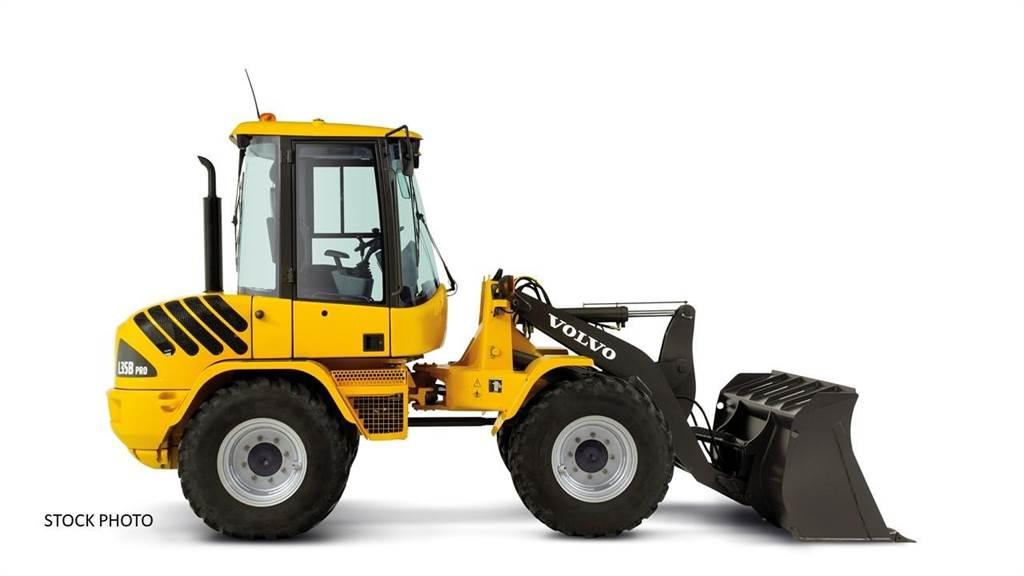 Volvo L35GS, Wheel Loaders, Construction Equipment