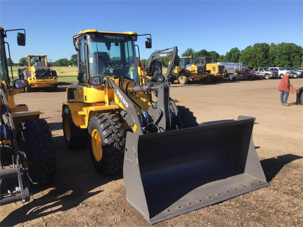 Volvo L35GS, Wheel Loaders, Construction Equipment
