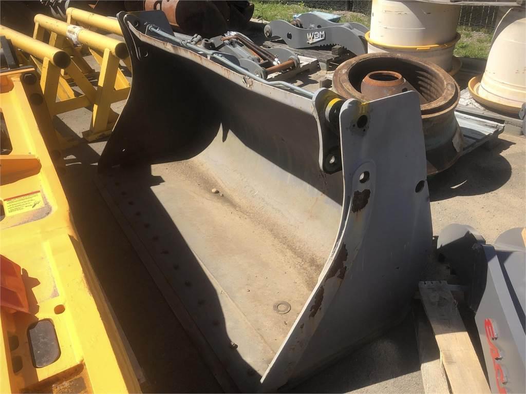 Volvo L45/60, Buckets, Construction Equipment