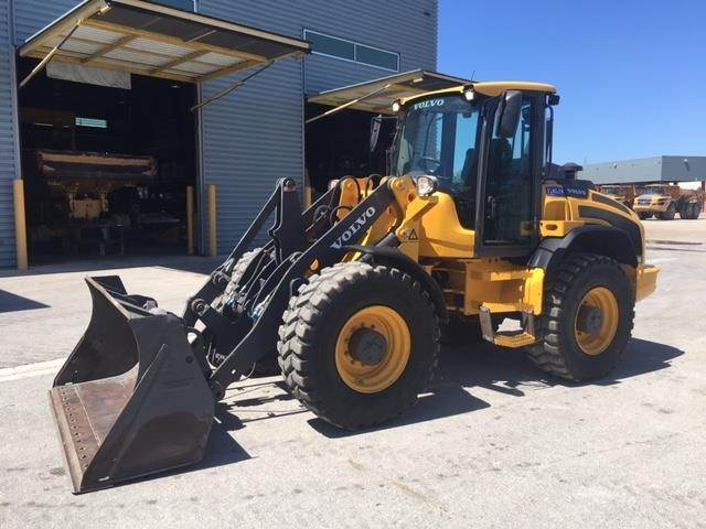Volvo L45H, Wheel Loaders, Construction Equipment
